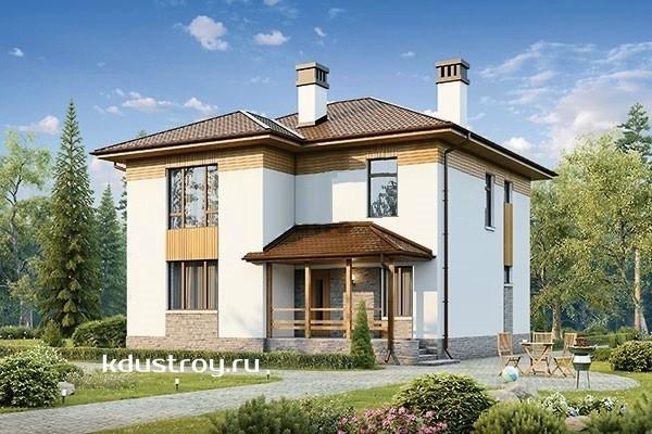 Строительство каркасных домов 9